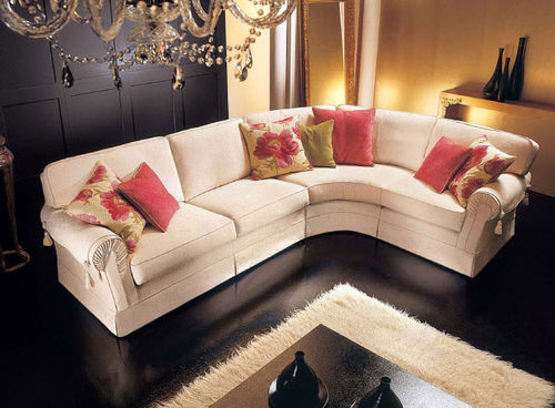 traditional corner sofa RITZ Cava
