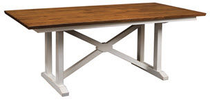 traditional dining table BANYAN NICHOLS &amp; STONE