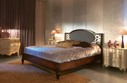traditional double bed SELVA