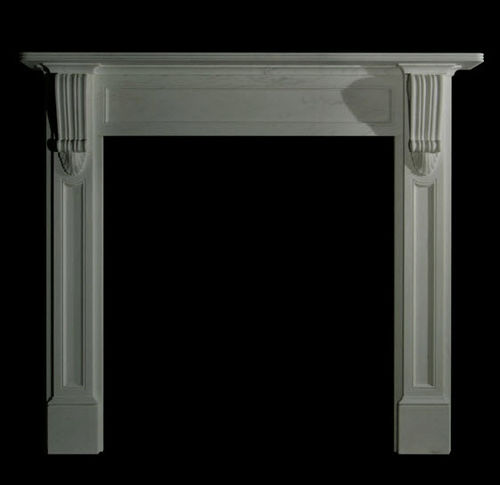 traditional mantel for fireplace BESPOKE DESIGN: 100215 Chesney