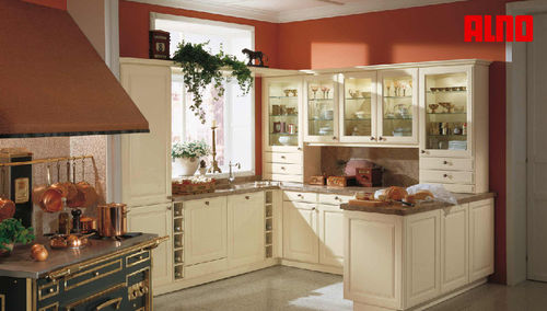 traditional painted wood kitchen (country style) ALNOPOL ALNO