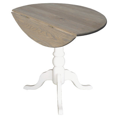 traditional pedestal side table 9598 DE SPIEGHEL 