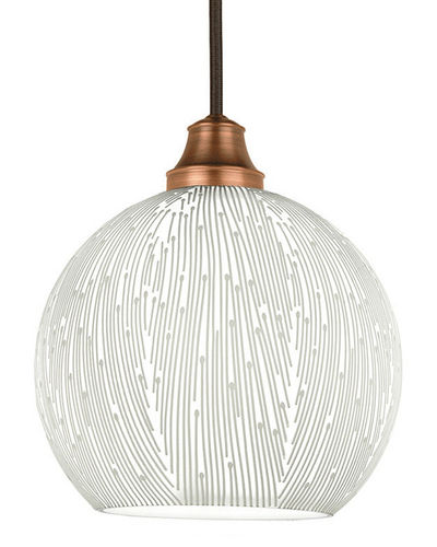 traditional pendant lamp (glass) AMERICANA: PARK SLOPE G488 W.A.C Lighting