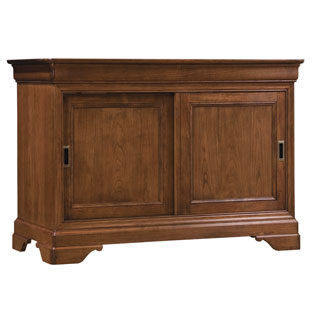 traditional wooden sideboard LA ROCHELLE STICKLEY