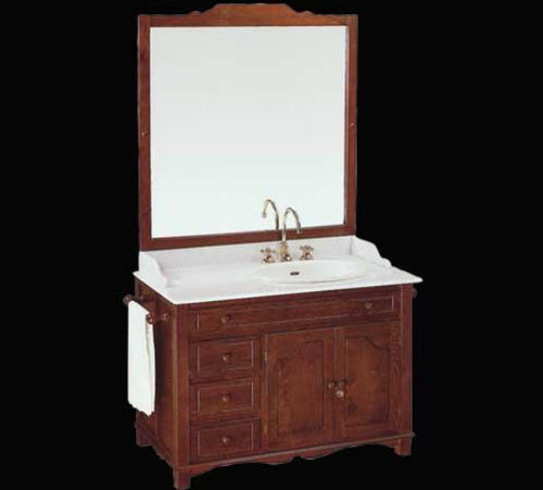 traditional wooden washbasin cabinet 4330 BIANCHINI & CAPPONI