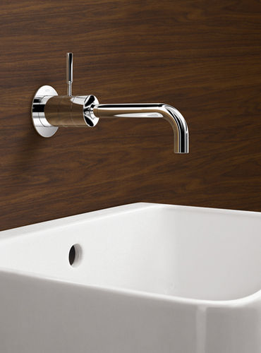 wall-mounted single handle mixer tap for washbasin IQ Ideal Standard