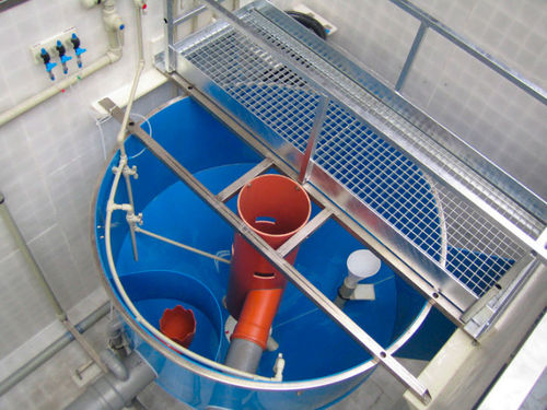 wastewater treatment plant for small communities BIOCLEANER® BC (20-150 EI) ENVI-PUR