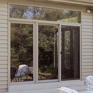 wood-aluminium casement french window CLASSIC SERIES KOLBE