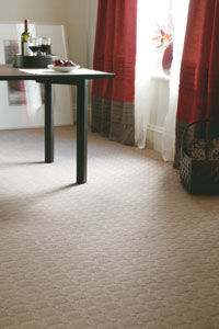 wool cut and loop pile carpet THE DIPLOMAT Victoria Carpets