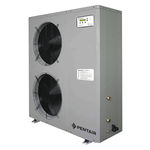 air source heat pump / for swimming pools