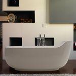 freestanding bathtub / oval / Pietraluce®
