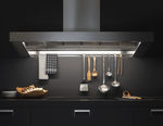 Wall-mounted extractor hood / commercial ARTUSI GOURMET Arclinea