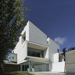 Sliding patio door / aluminum / double-glazed / thermally-insulated KASTING 'K KAWNEER