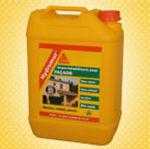 Liquid waterproofing system / facade HYDROMUR  Sika Mortars