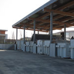 flexible tank / in-ground / waste oil collection / reinforced concrete
