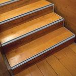 Aluminum stair nosing / non-slip IMPRESOR VOX