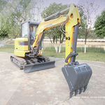 mini excavator / crawler / compact / low fuel consumption