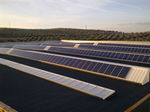 Roof mounting system / for photovoltaic installations KALYPSO® ArcelorMittal Construction