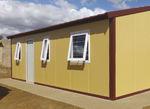 Modular house / contemporary / metal / steel framing PROTEA KIT ArcelorMittal Construction