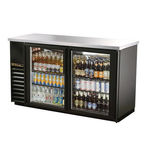 2 door bar refrigerator TBB-24-48G True Food International