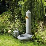 garden fountain / plastic / contemporary