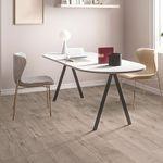indoor tile / for floors / porcelain stoneware / polished