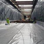 tunnel geomembrane / waterproof