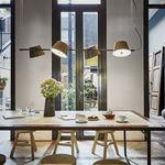 Pendant lamp / contemporary / methacrylate / aluminum TAM TAM by Fabien Dumas Marset Iluminacion
