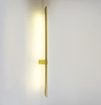contemporary wall light / aluminum / LED / IP20