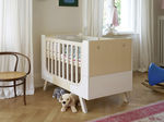 Single bed / contemporary / wooden / baby FAMILLE GARAGE by Alexander Seifried Richard Lampert