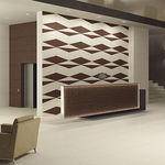 indoor tile / wall / porcelain stoneware / matte