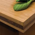 bamboo countertop / kitchen