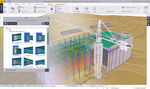 Software / BIM (Building Information Modeling) / for concrete structures / for steel structures / for wooden structures STRUCTURES TEKLA