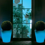 Thermoplastic flower box / round / contemporary / residential HAPPY Altatensione