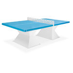 contemporary ping pong table / for public spaces / outdoor / for playgrounds
