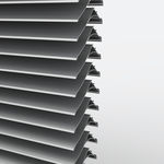 aluminum cladding / ribbed / ribbed / panel
