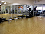 Vinyl floor covering / tile / dance studio / high-gloss SIGNAFLEX Signature Systems Group, LLC