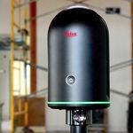 leveling laser scanner