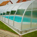 Security swimming pool cover / for infinity pools EXPAL EXPAL