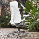 Office chair / contemporary / fabric / for professional use FERN by ITO Design Haworth