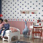 contemporary wallpaper / nature pattern / animal motif / urban motif