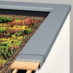 roof cornice / metal / outdoor
