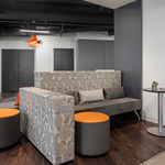 Contemporary sofa / fabric / commercial / 2-seater PAIRINGS® KIMBALL Office