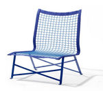 Contemporary garden chair (metal) TIE-BREAK by Bertjan Pot Richard Lampert