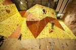 indoor fixed climbing wall MOZAIK ENTRE-PRISES