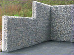 Natural stone cladding tile (interior and exterior) GABION Chapsol