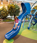 Slide for playground EVOS RUSH&trade; : #182865A LANDSCAPE STRUCTURES