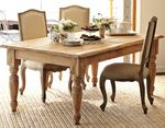 Traditional wood table HARVEST  Williams Sonoma Home