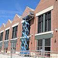 facade cladding fastening system / metallic / clay - SPECIAL DESIGN