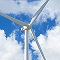 horizontal axis wind turbine / three-bladed / onshore - VENSYS 2.5 MW